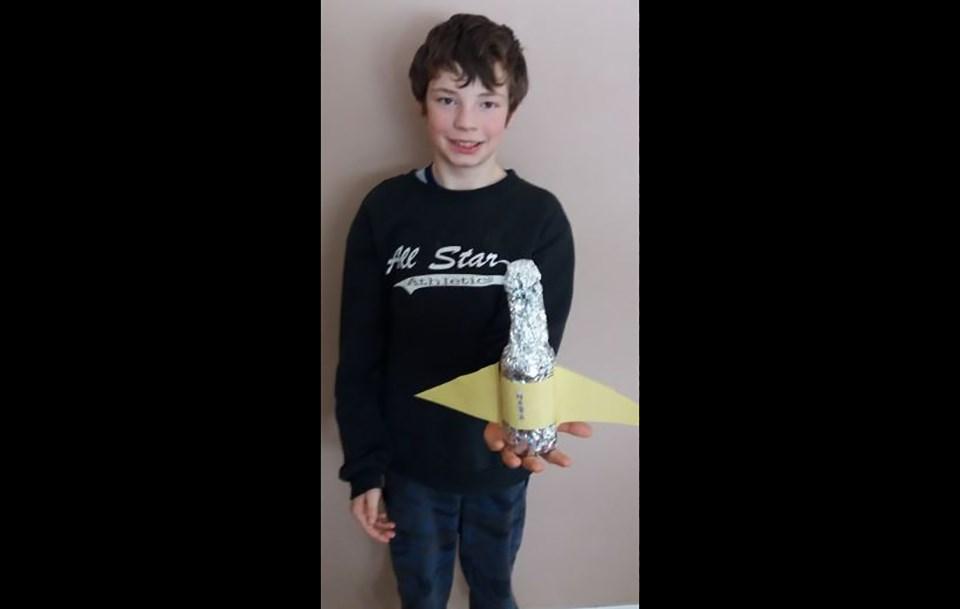 Luke - Prince George RCMP missing teen