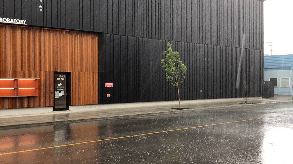 Kyle Balzer - June 29, 2020 Downtown PG rainfall