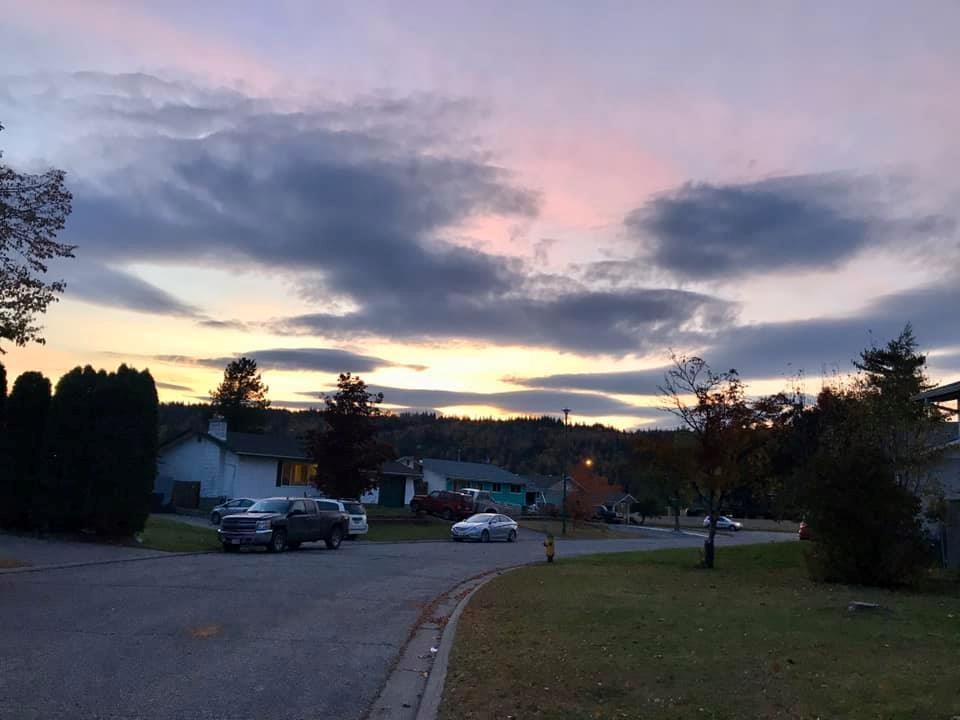 Rebecca Levasseur - Oct. 7, 2019 Tabor sunset