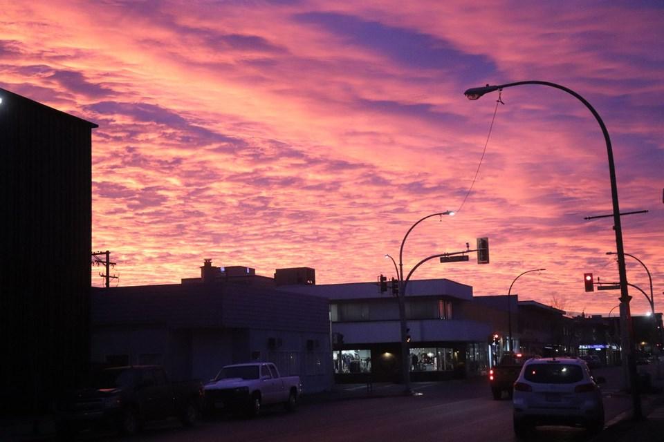 Sunset 4th Ave 4 - Nov. 4, 2019