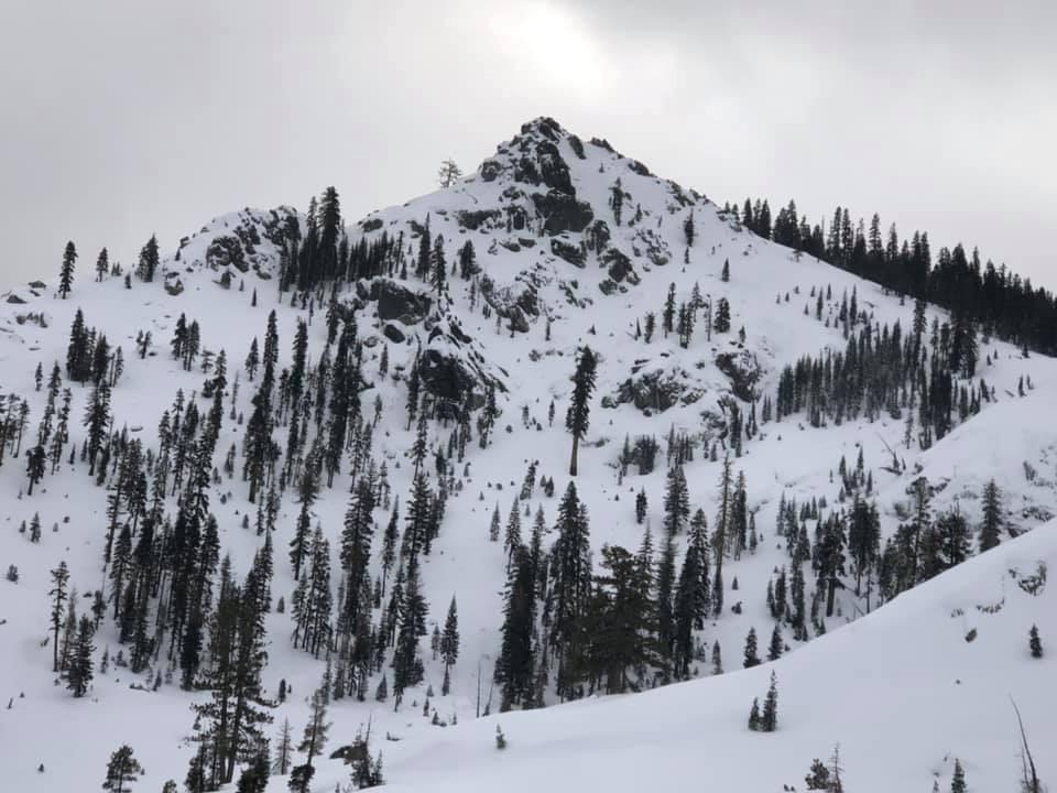 Eureka Peak - Williams Lake Horsefly northern bc