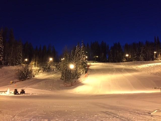 Hart Highland Ski Hill. (via Rosmarie Vonah)