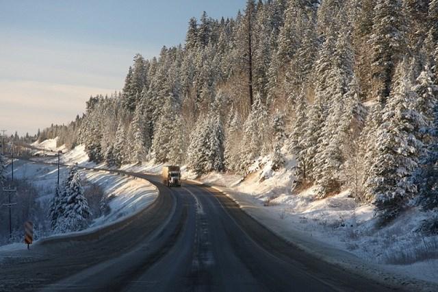 Pine Pass Hwy97 - TranBC