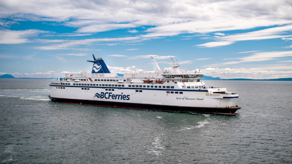 bc ferries boat