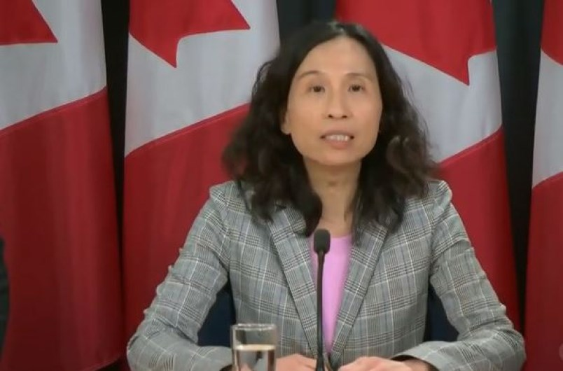 Dr. Theresa Tam - Canada Chief Public Health Officer