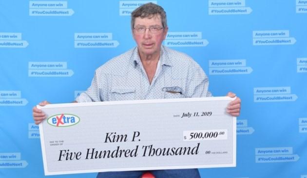 Northern B C Man Wins 500 000 Lotto Max Prize