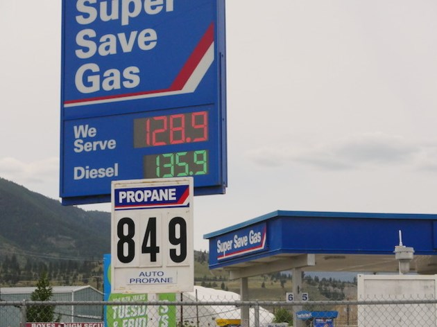 Cheapest Gas Prices >> This Is Where You Ll Find The Cheapest Gas In B C