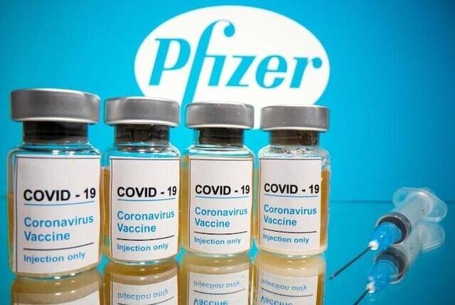 Pfizer Canada COVID-19 vaccine