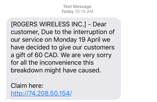 rogers-scam