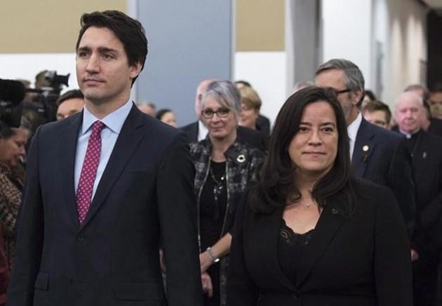 Trudeau- Wilson Raybould