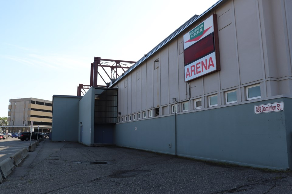 Rolling Mix Concrete Arena in Prince George. (via Hanna Petersen, PrinceGeorgeMatters)