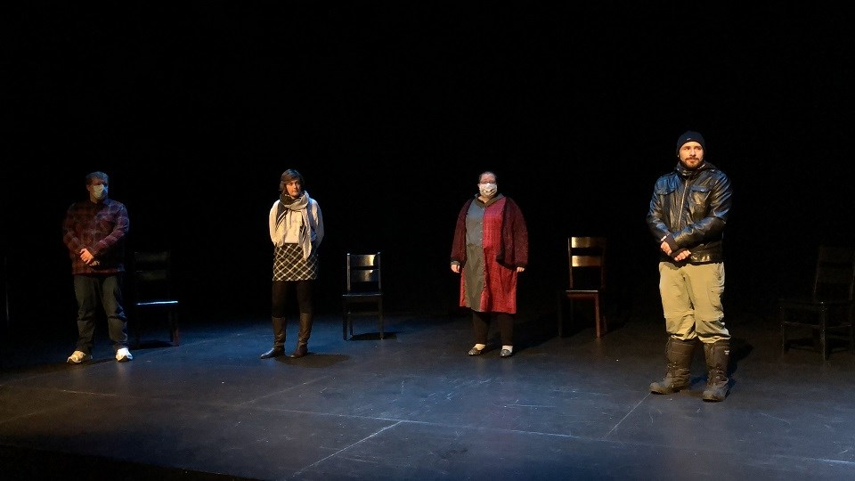 Strange Encounters of the Local Mind - Theatre North West