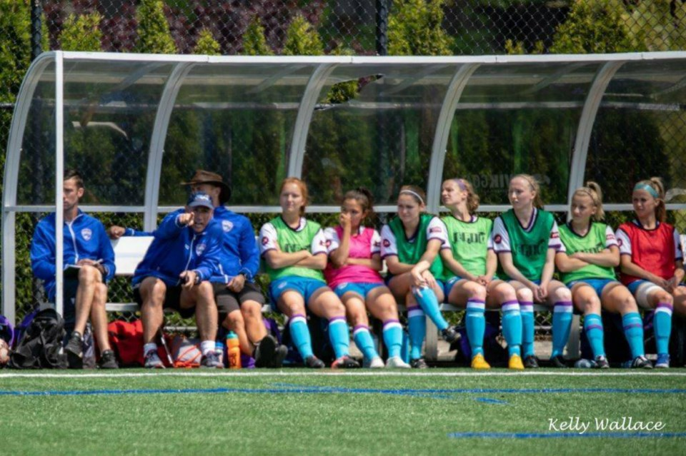 Neil Sedgewick - VanIsland FC