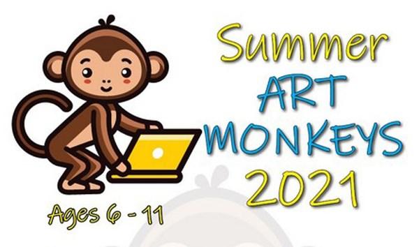 Art Monkeys web