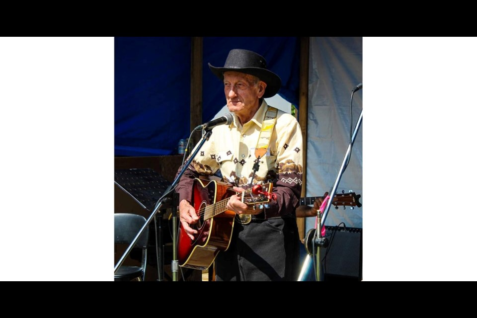 Clarence Boudreau, also known as Penny Slim, singer songwriter turned author, has written his memoir called I Hear the Mountain Calling.