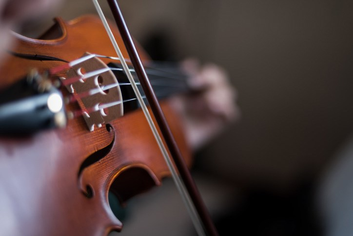 PGSO violin