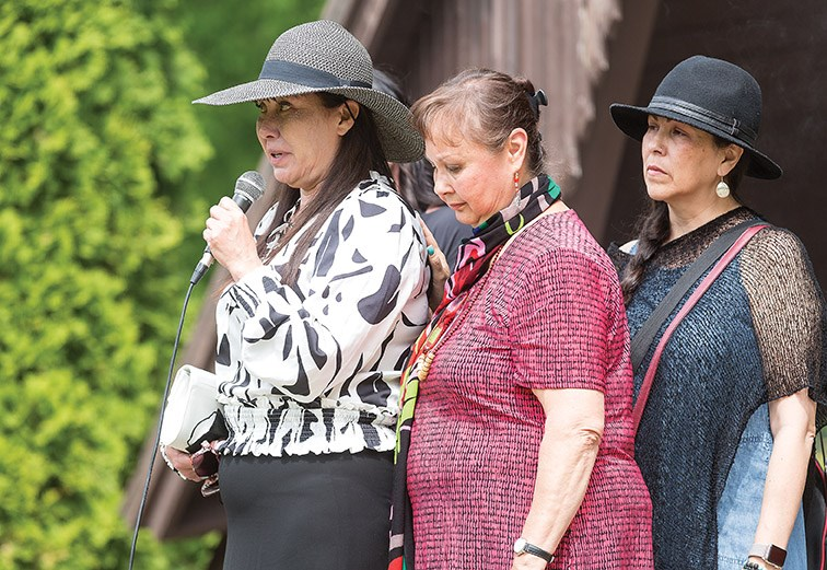 residential school gathering may 29 10