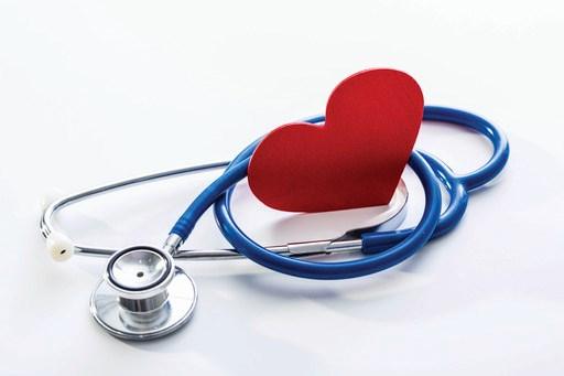 stethoscope w heart