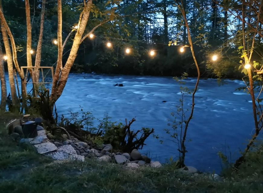 The Hideaway campground