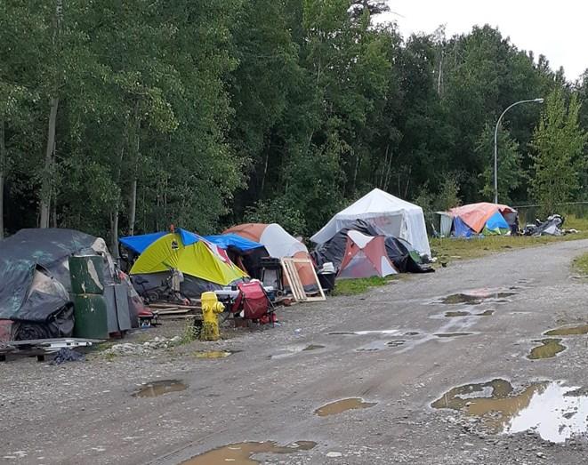 tent city July web