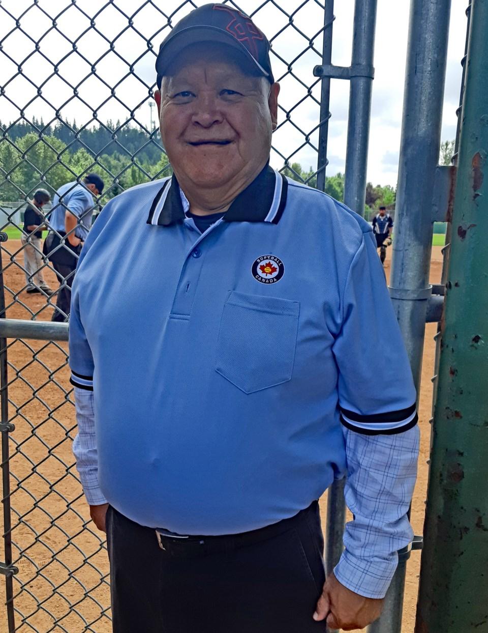 05 Fastball umpire Geoffrey Thomas 20210717