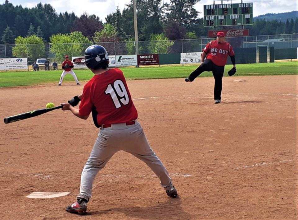 22 Fastball Kyle Garnot change-up