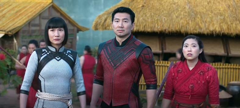 Shang-Chi and the Legend of the Ten Rings hit theatres Sept. 3, the first Marvel Studios film with an Asian director and a predominantely Asian cast.