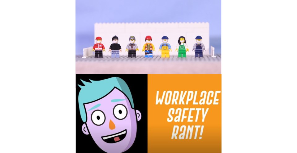 2021 WorkSafe BC video contest
