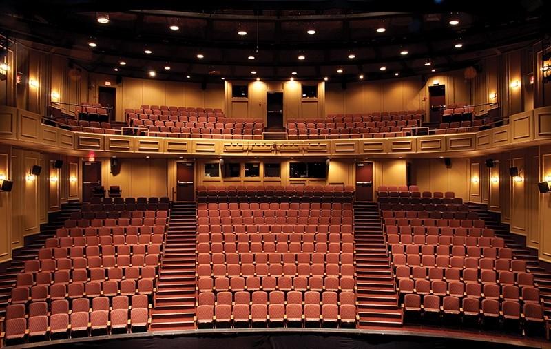 Gateway theatre interio