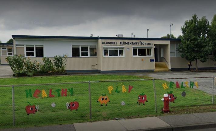 Blundell elementary in Richmond