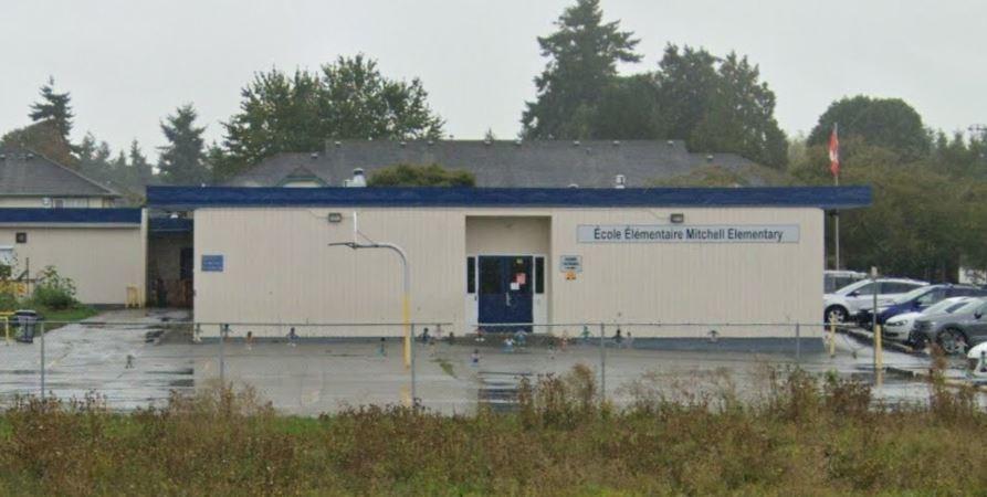 Mitchell elementary school, Richmond BC