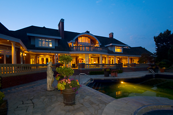 In second place is 12911 No. 3 Rd., a luxury home situated on 20 acres of private and gated land pegged at $9.691 million.