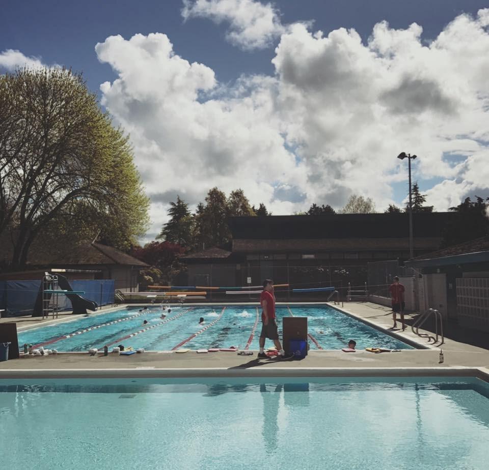 Steveston Outdoor Pool