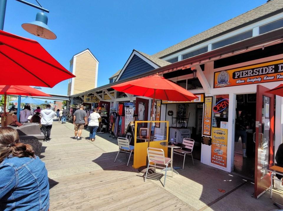 Businesses in Steveston