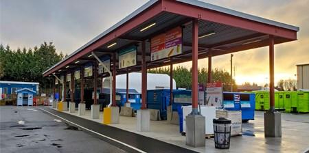 Richmond recycling depot
