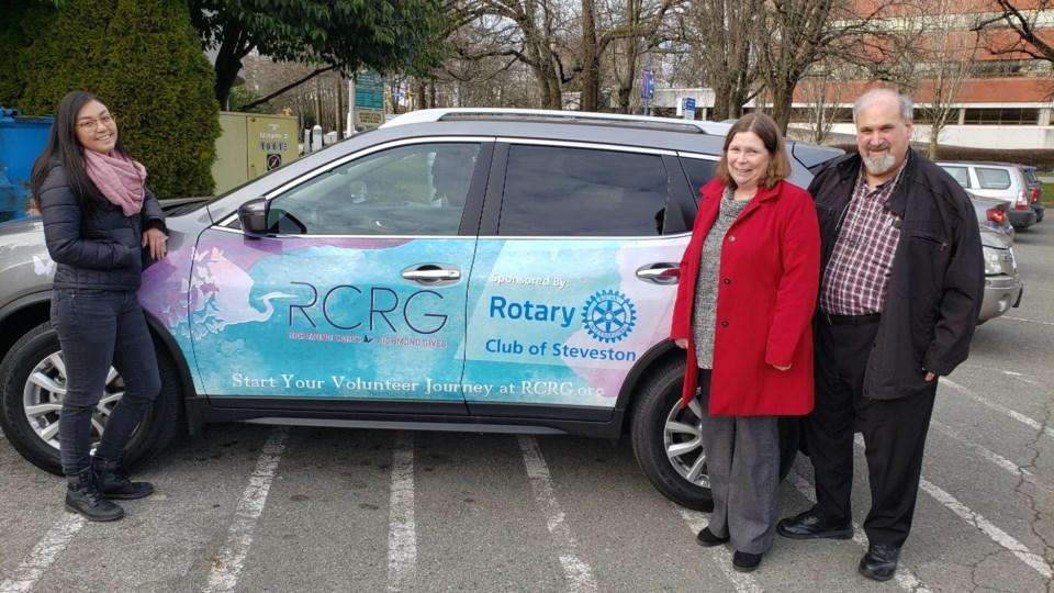 RCRG car