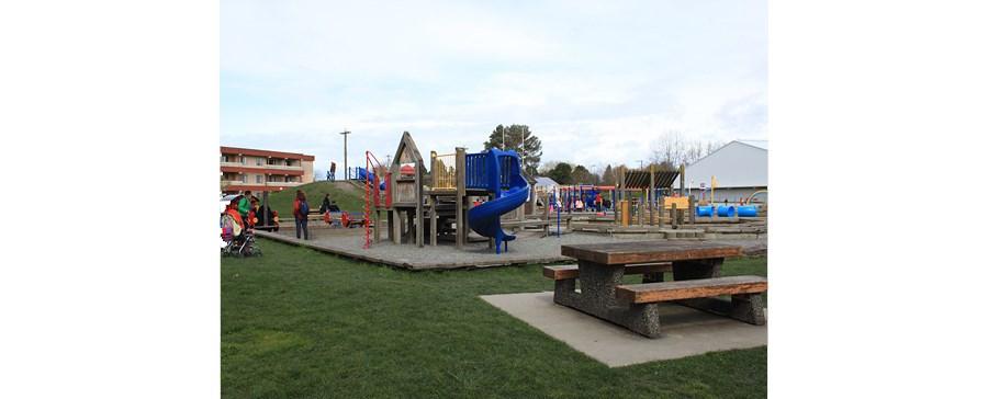 Steveston Community Park playground