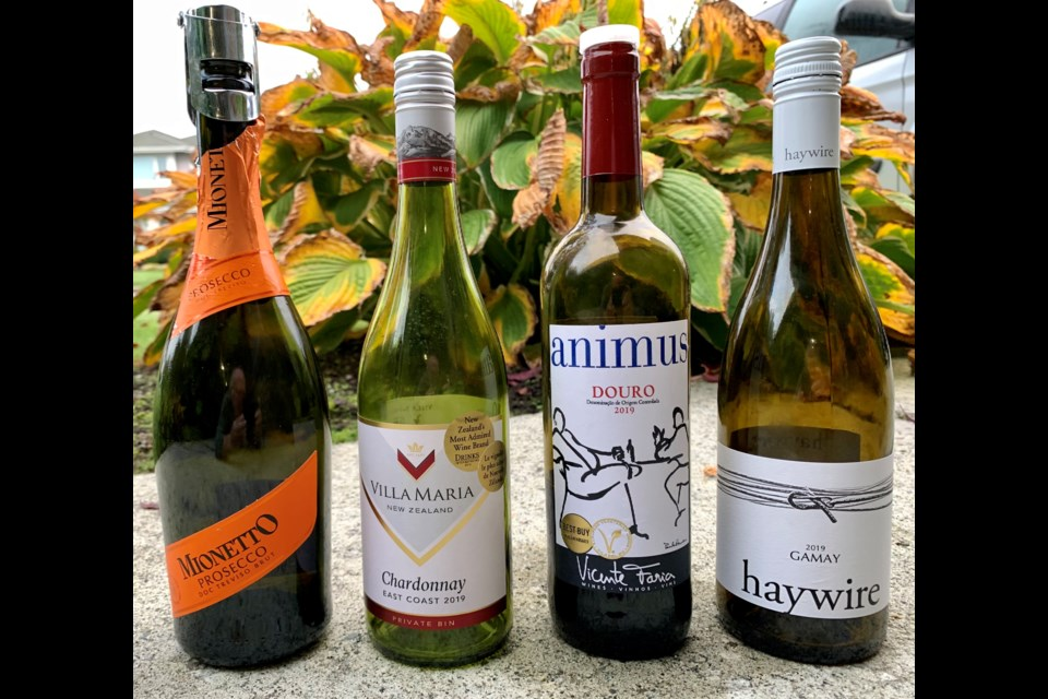 These wines and more are well matched for the Thanksgiving feast.