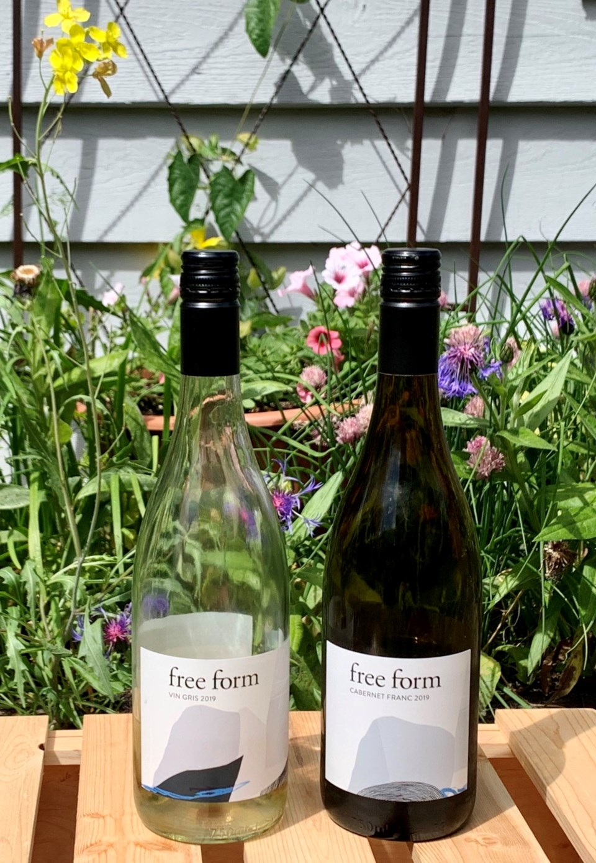 Free spirited Okanagan wines