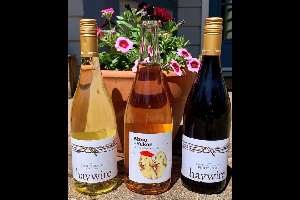 Okanagan Crush Pad's winemaker Matt Dumayne produces wines with lots of personality.