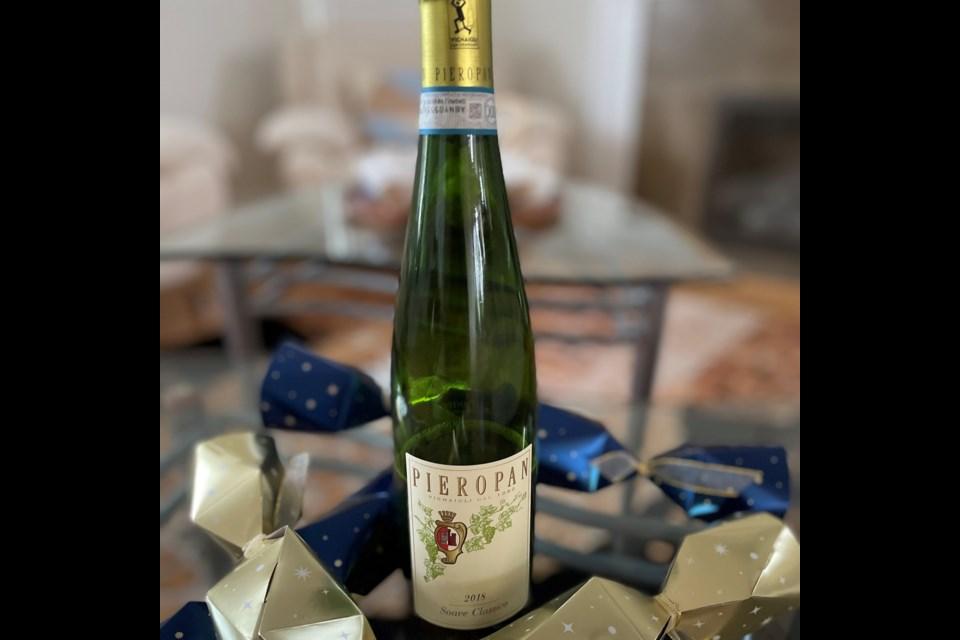 Pieropan Classico Soave is spectacular white Italian wine  to enjoy.
