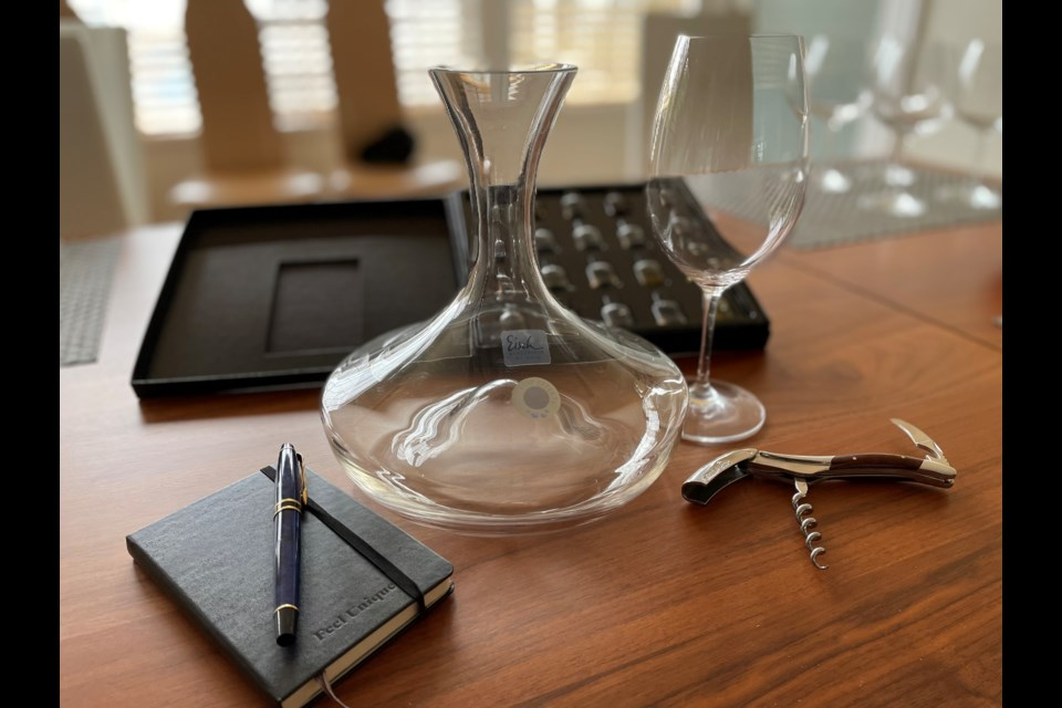 Wine accessories can help enhance the public's wine experience.