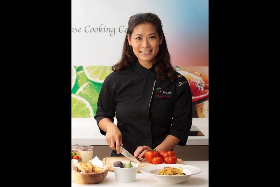 Cooking instructor Denice Wai will introduce nagaimo and mushroom dumplings and nagaimo turnip cakes to viewers.