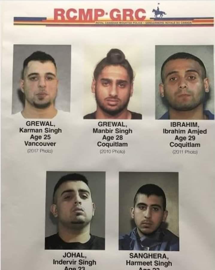 YVR shooting: 28-year-old victim understood to be UN gang member