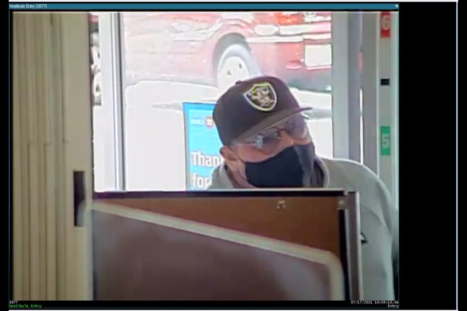 Richmond RCMP are asking for the public's help identifying a suspect in a series of recent robberies.