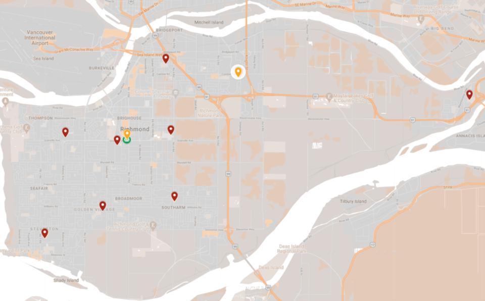 RichmondByelectionMap