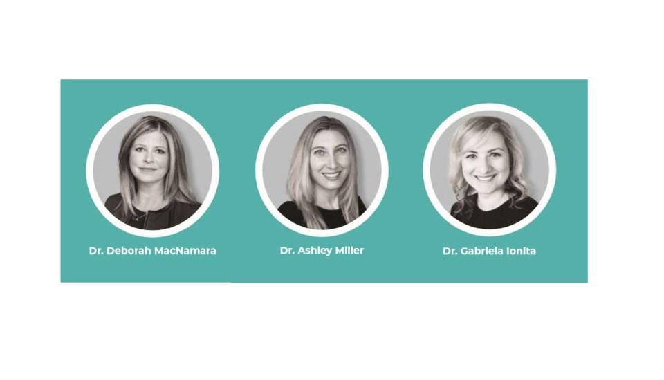 Dr. MacNamara, Miller and Ionita