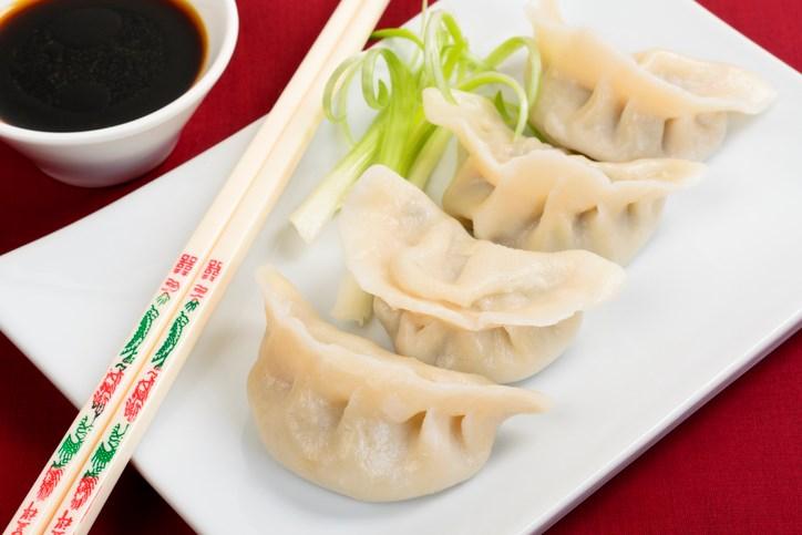 Dumplings - jiao zi
