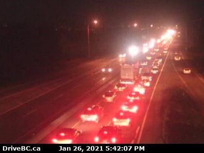 EastWest Connector Traffic