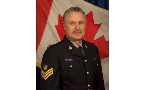 Sgt. Peter Thiessen